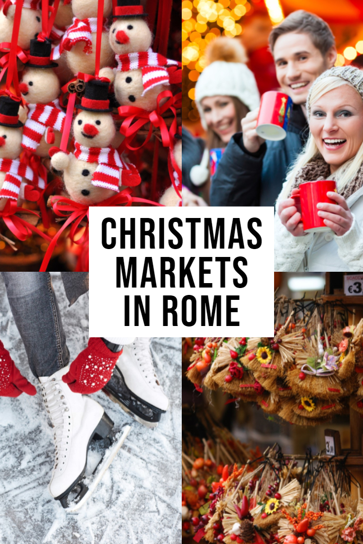 Christmas Markets In Rome