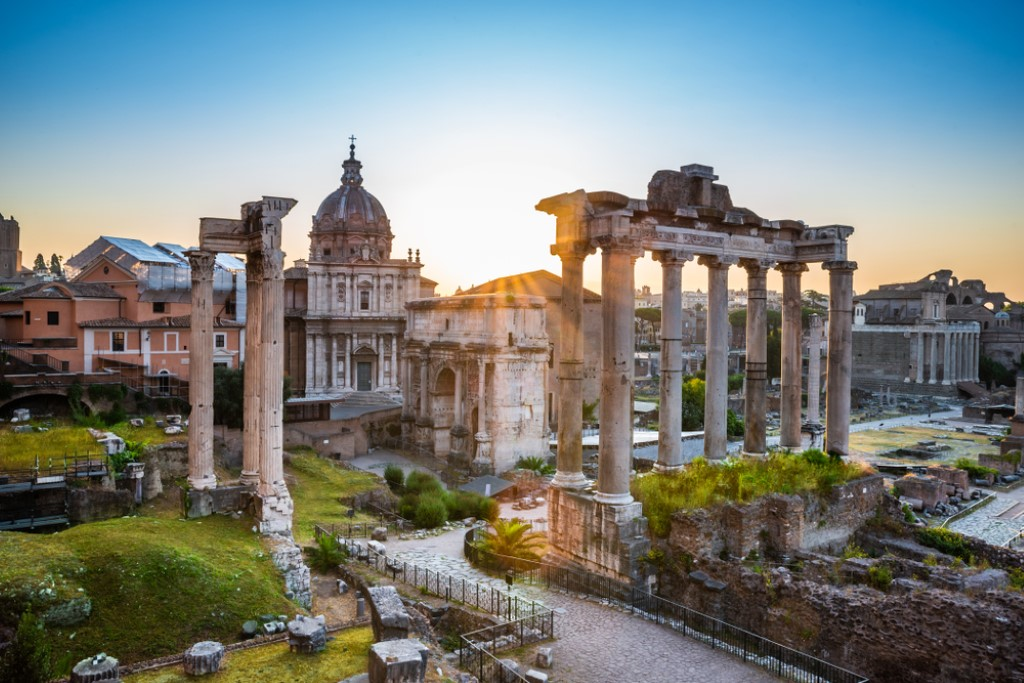 5 days in rome